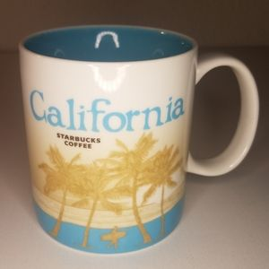 Starback Collectors Mug California